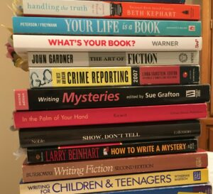 The wonder of Writing Books